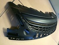 NEW Black front grille without badge opc style badgeless mesh GSI ABS plastic