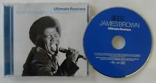 James Brown - Ultimate Remixes - Japan Pressung - 1 CD - Zustand sehr gut