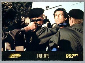James Bond Goldeneye Collector Card #46