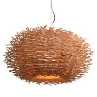 Wohnzimmer Deckenleuchte Lampe Esszimmer Decken Leuchte Vogelnest Design