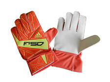 Adidas F50 Training Handschuhe Torwarthandschuhe Orange/Neongelb Neu Gr. 11