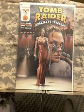 Tomb Raider Scarface's Treasure Mark Texeira Nm Top Cow Dynamic Forces