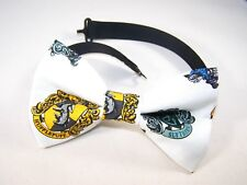 NEW FABRIC BOW TIE W/Adjustable Strap * HARRY POTTER * USA FREE SHIPPING B