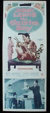 The Geisha Boy starring Jerry Lewis - Now 62 Years Old! - Movie Poster -