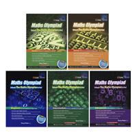SAP Education Maths Olympiad Junior 1 2 Beginner Intermediate Advanced - 5 Books