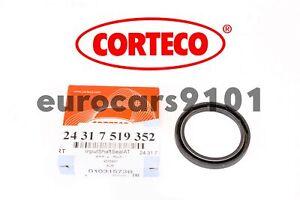 BMW 325i Corteco Automatic Transmission Input Shaft Seal 01031573B 24317519352