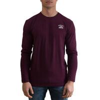 Datch T-Shirt Maglia tg.XL Uomo Col. Bordeaux | Occasione -49% |