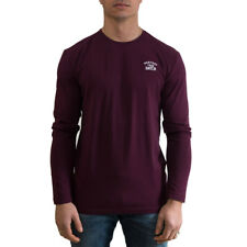 Datch T-Shirt tg.XL Uomo Col. Bordeaux |Occasione -23% |