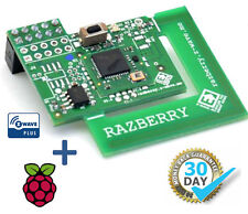 RaZberry 2 Z-Wave Plus Controller Card (v5) for Raspberry PI