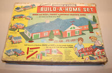 1960's Kenner Girder & Panel Build A Home Set # 15 ::: see shipping options