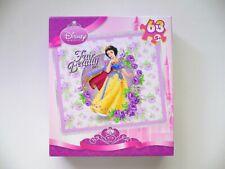 "DISNEY Princess Snow White ""Fair Beauty"" 63 Piece Jigsaw Puzzle BN 5+"