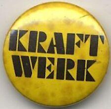 Kraftwerk Badge Button #1ADVEST