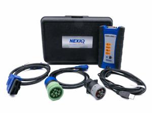 NEXIQ Technologies 124032 USB-Link 2 with Diesel Explorer Software