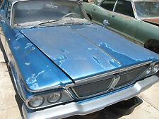 1963 1964 Chrysler New Yorker / Newport / 300 /  Hood