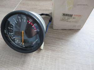 Yamaha Tachometer XJ650 4K0 Speedometer/Rev Counter Original
