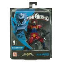 Power Rangers Super Ninja Lion Fire Armor Red Ranger 12.5cm Action Figure Gift