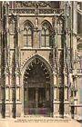 CPA 76 ROUEN l'église saint ouen portail des marmousets