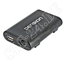 USB iPhone 3g Interface bmw 16:9 navegación mk3 mk4 e46 con plana pin enchufe
