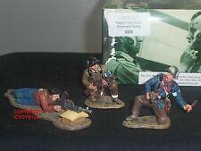 KING And Country dd89 francese combattenti della resistenza COMANDO GRUPPO giocattolo soldato Set