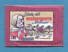 Bustina/Packet - figurine - RISORGIMENTO ITALIANO Imperia - Piena -New