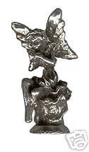 4 wholesale lead free pewter fairy figurines E5013