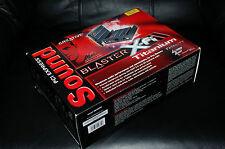 Creative Sound Blaster X-Fi 70SB088600007 Titanium Fatal1ty Champion Series Mint