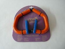 Cinelli spinaci handlebar extensions Orange Blue for Vintage Road Bicycle NOS