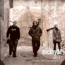 CD single Mickey 3d Yalil Promo 1 Track CARD SLEEVE