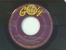 """TEMPTATIONS """"YOU'RE MY EVERYTHING / I'VE BEEN GOOD TO YOU"""" 45"""