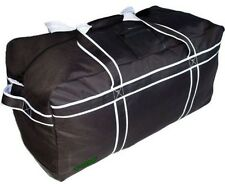 Tron Pro Carry Ice Duffle Large Rodeo Gear Hockey Equipment Travel Bag - Black