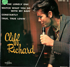 """CLIFF RICHARD & SHADOWS  EP  COLUMBIA  """" I'M THE LONELY ONE """"  [France]"""