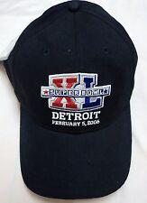SUPER BOWL XL DETROIT 2006 REEBOK NAVY NFL CAP BRAND NEW