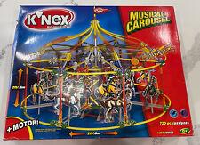 K'Nex Musical Carousel #13071 Rare