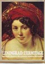 magazine chefs d'oeuvre des grands musées du monde  leningrad : l'ermitage