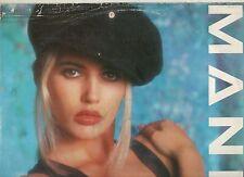 "MANDY SMITH disco MIX 12"" 45 giri 1988 MADE IN ITALY Victim of pleasure"