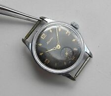 SOVIET USSR MILITARY KAMA 2Q-1957 VOSTOK WATCH FACT ChChZ Bottom back twisted