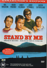 Stephen King STAND BY ME New Dvd RIVER PHOENIX KIEFER SUTHERLAND ***