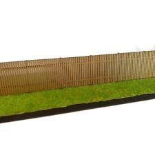 BNIB OO GATES 200cm HO BUSCH 6017 ASSORTED FENCING /& WALLING FENCE WALL
