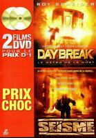 DVD Day Break + Seisme (2 DVD) Occasion