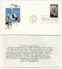 2203 Sojourner Truth, Black Heritage, 1986, Cover Craft Cachets, CCC, FDC