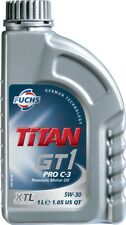Fuchs Titan GT1 Pro C-3 5W-30 Huile Moteur Lubrifiant 1 L ACEA C3 API SN