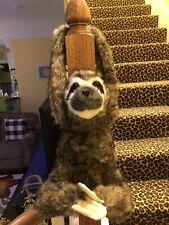 Melissa And Doug Sloth Stuffed Plush