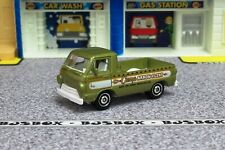Matchbox 2019 '66 DODGE A-100 PICKUP Camp Arrow Flint MBX Off-Road Loose New