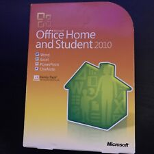 Microsoft Office Home And Student 2010 PC DVD