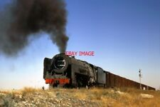PHOTO  SOUTH AFRICAN RAILWAYS - SOMEWHERE NORTH OF BLOEMFONTEIN A 15F CLASS 4-8-