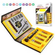 47 in 1 Magnetic Screwdriver Set Repair Tool Kit iPhone Laptop Macbook PSP