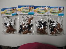 International Riding Horse Collection Mare & Foal Excite Toys New-In-Bag Rare
