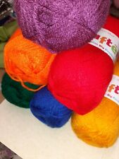 James C Brett - Crafter DK yarn - 50g - various colours - from £1
