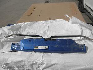 VW Amarok Gp Facelift V6 Aventura Slam Panel Front 2H6805563 Ravenna-Blue LA5W