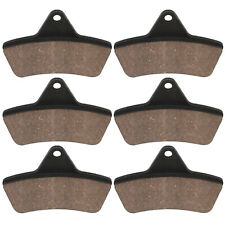 Parking Mechanical Brake Pads 1998-2004 Arctic Cat 400 2x4 /& 4x4 Utility